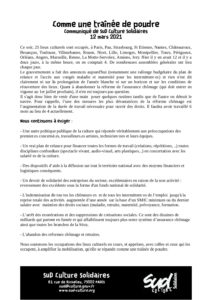 Formation autodéfense Solidaires 31