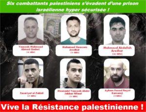 Rassemblement pour la libération de tous les prisonniers Palestinien.es @ Metro Capitole